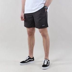 PATAGONIA baggies black shorts athletic shorts